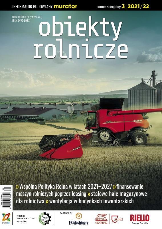 Obiekty Rolnicze 2021/22