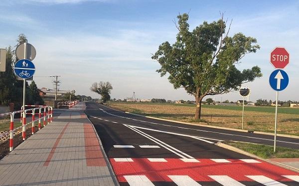 Poprawa bezpieczeństwa kierowców, pieszych i rowerzystów w regionie leszczyńskim