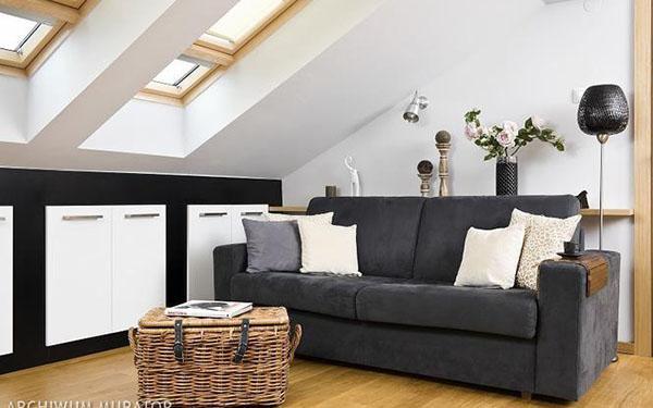 Kształt dachu a wnętrza: jak wykończyć poddasze, aby było przytulne