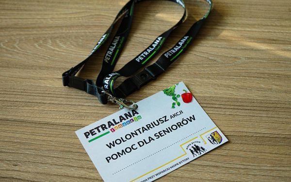 Fundacja Petralana pomaga seniorom