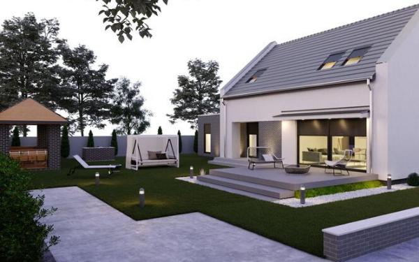 Dachówka ceramiczna BERGAMO, nowoczesny i trwały dach