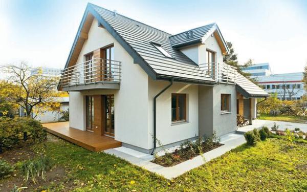 Elewacje domów - jak dobrać ich kolor?