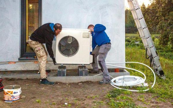 Powietrzna pompa ciepła. Źródło ciepła na miarę czasów