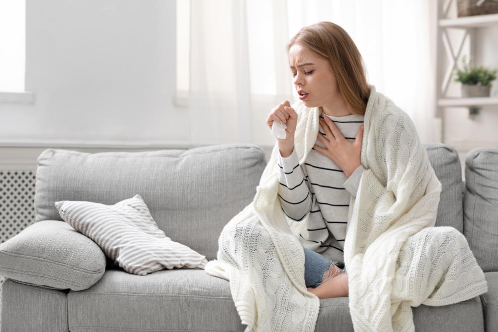 Suchy kaszel - przyczyny i leczenie suchego kaszlu